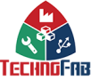 Logo TechnoFab vertical lowres