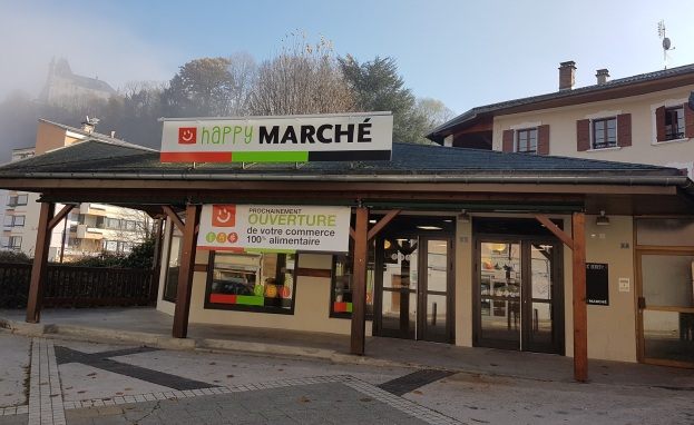 Happy Marché