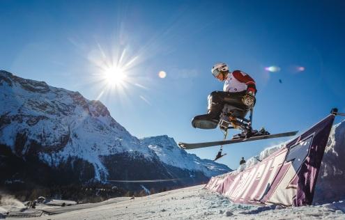 2016-17 IPC Alpine Skiing World Cup - St.Moritz