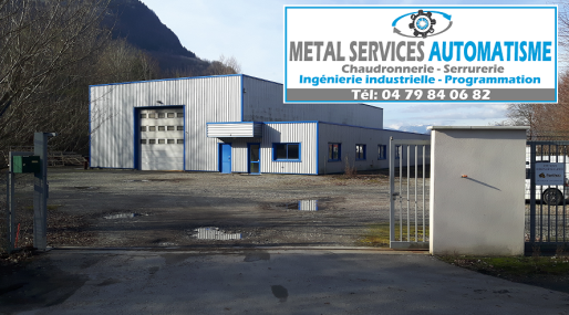 Photos Metal Services Automatisme 1